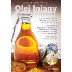 """Książka """"Olej lniany"""" Iwan Nieumywakin"""